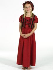 Molly The Peasant Girl Costume